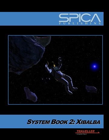 SP0110 System Book 2 Xibalba website